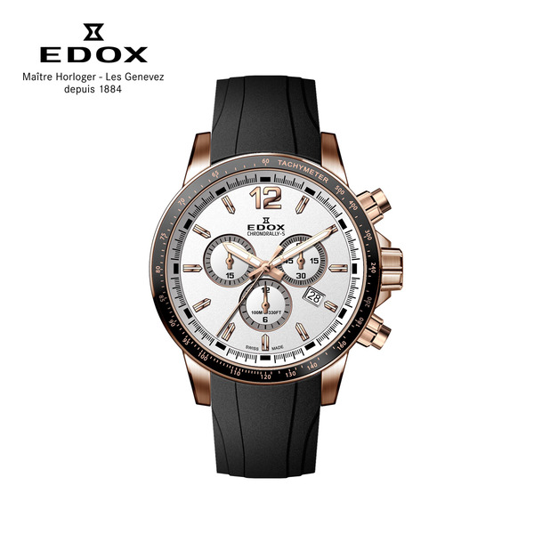 에독스 CHRONORALLY-S 남성시계 10229 37RCA AIR QUARTZ Chronograph